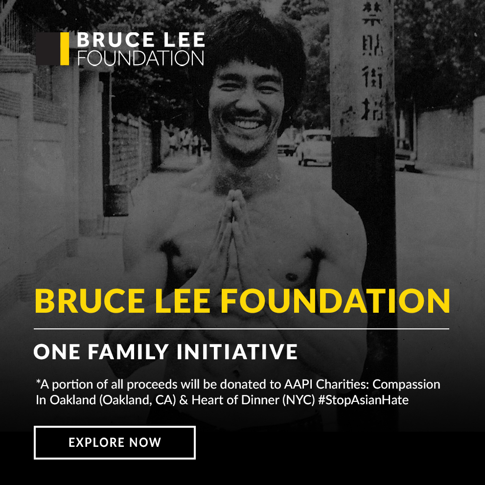 Bruce Lee Foundation One Family Initiative