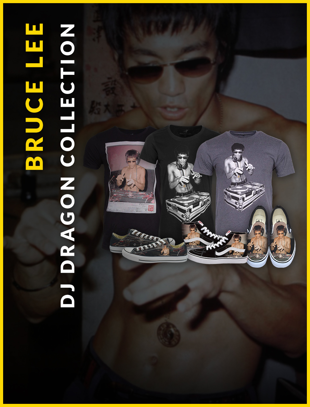 Bruce Lee DJ Collection