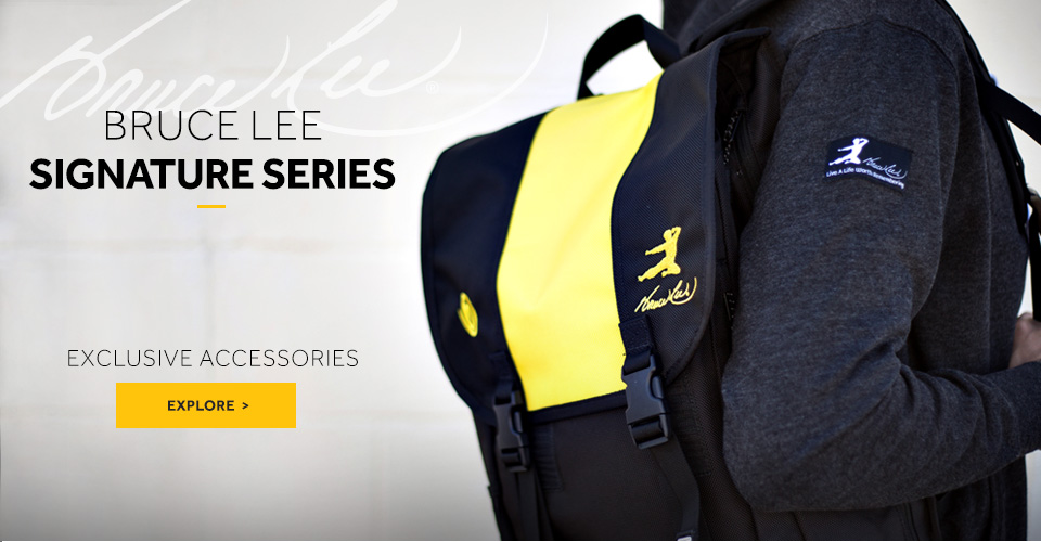 The Exclusive Bruce Lee Signature Series