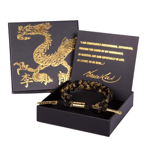 fde5cb6aef8c25 Lee Little Dragon Rastaclat Bracelet | Shop the Bruce Lee Official Store