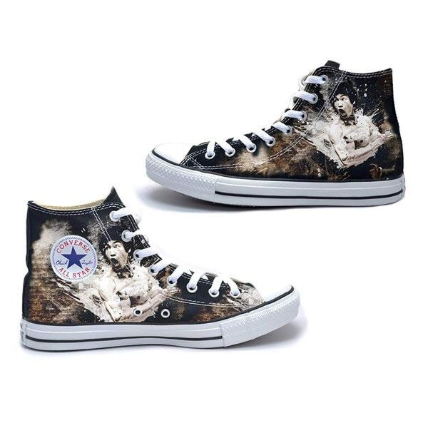 Breakthrough Converse All Star High Top Handle Bruce Lee  Shop the Bruce Lee