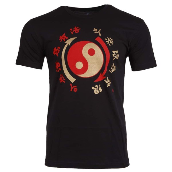 d99696ca916831 Core Symbol T-shirt | Shop the Bruce Lee Official Store