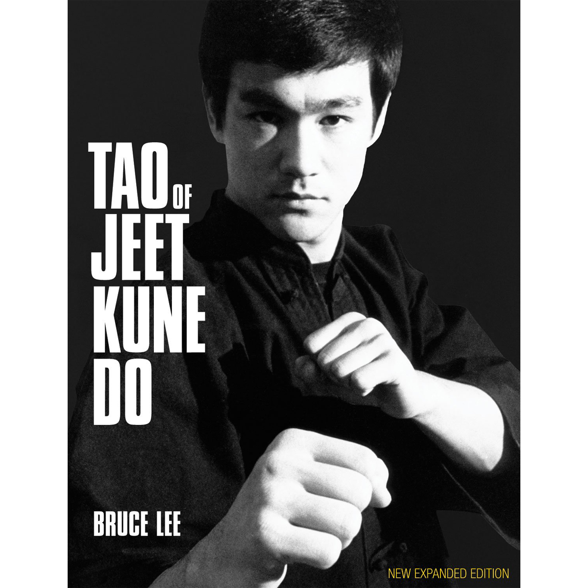 Bruce Lee: Tao of Jeet Kune Do Book