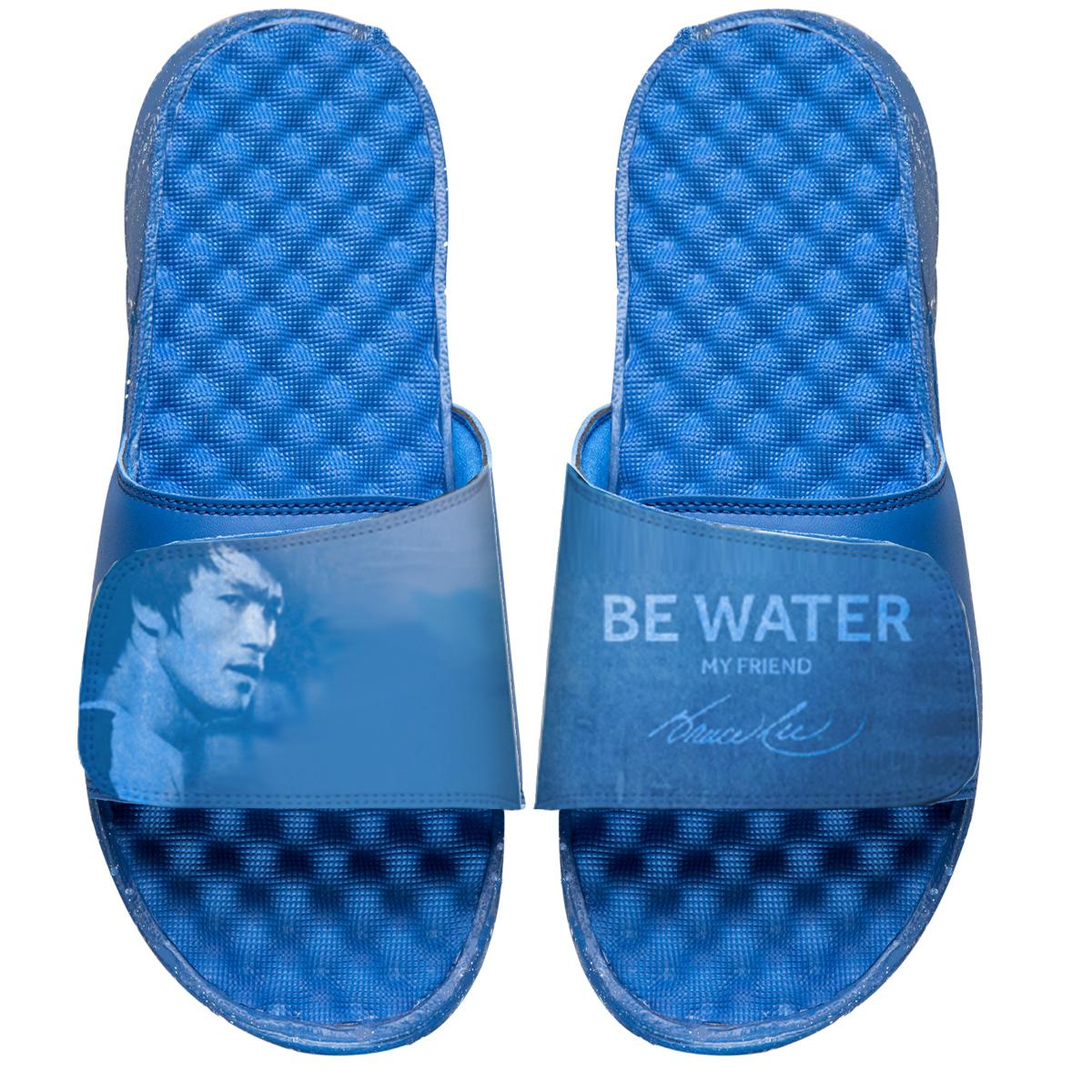 Be Water, My Friend Slides