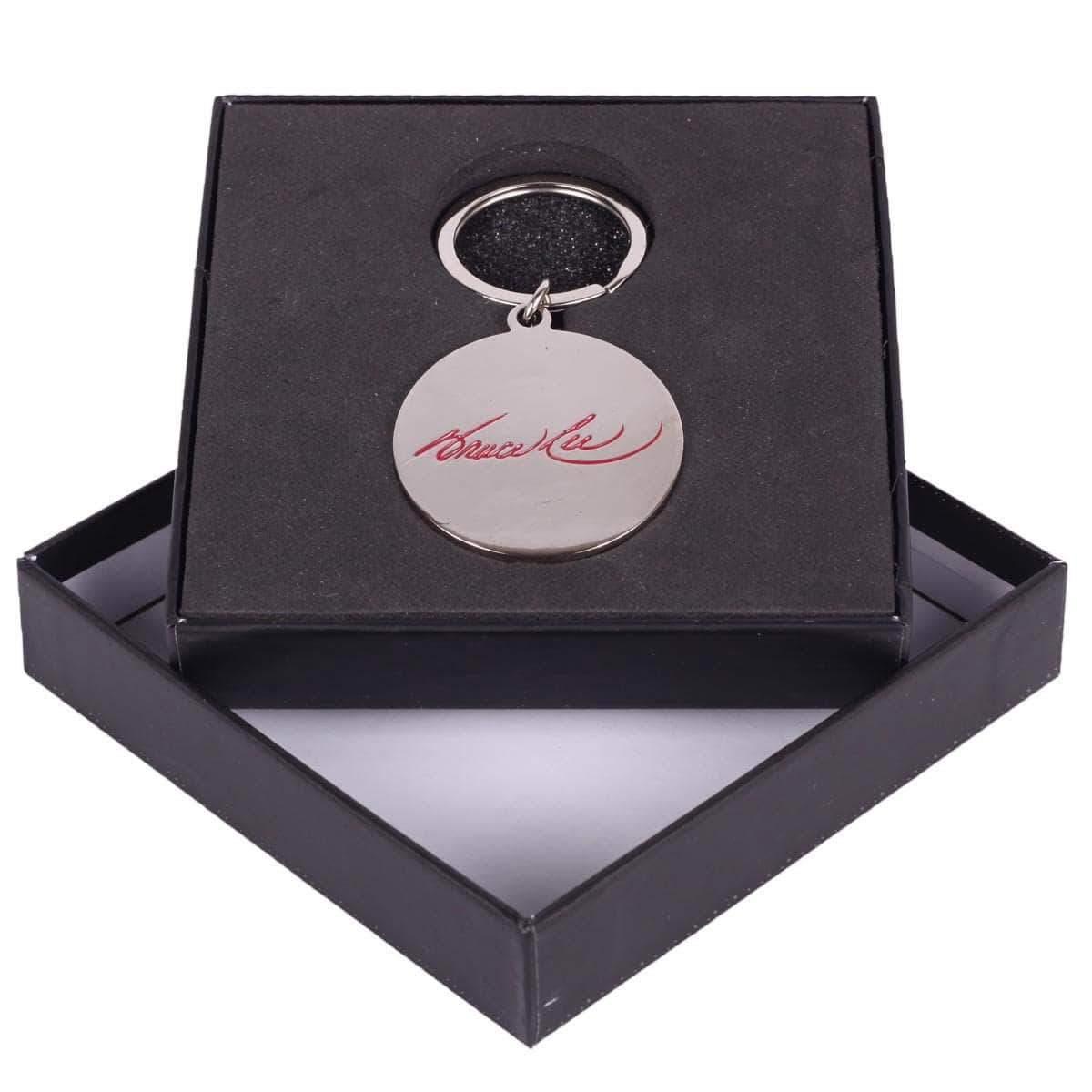 Core Symbol Metal Keychain