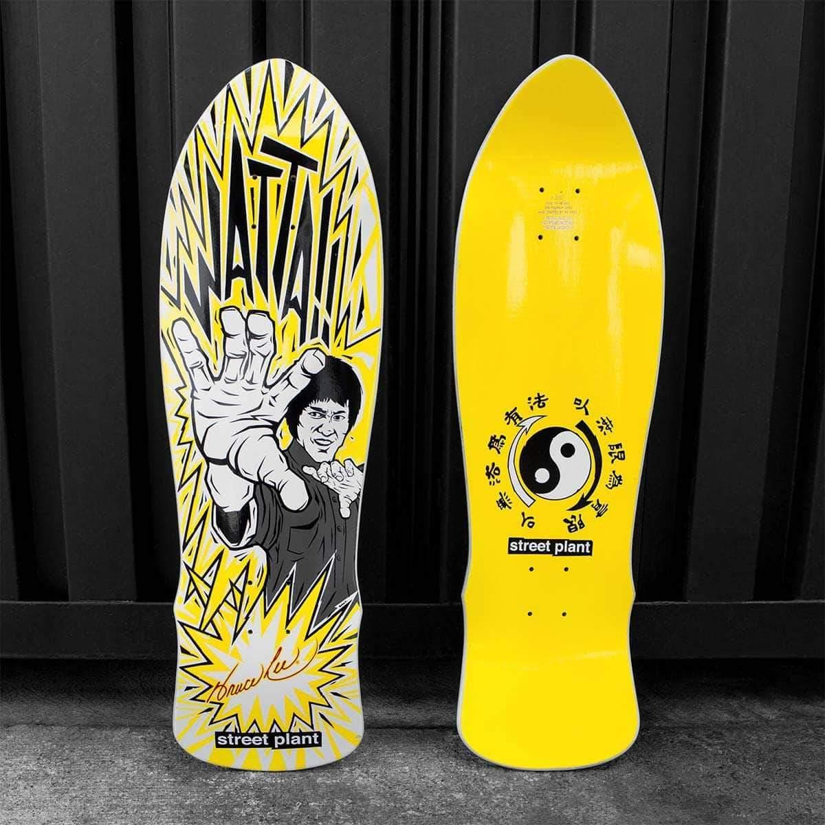 WATTA!! Mike Vallely Skate Deck