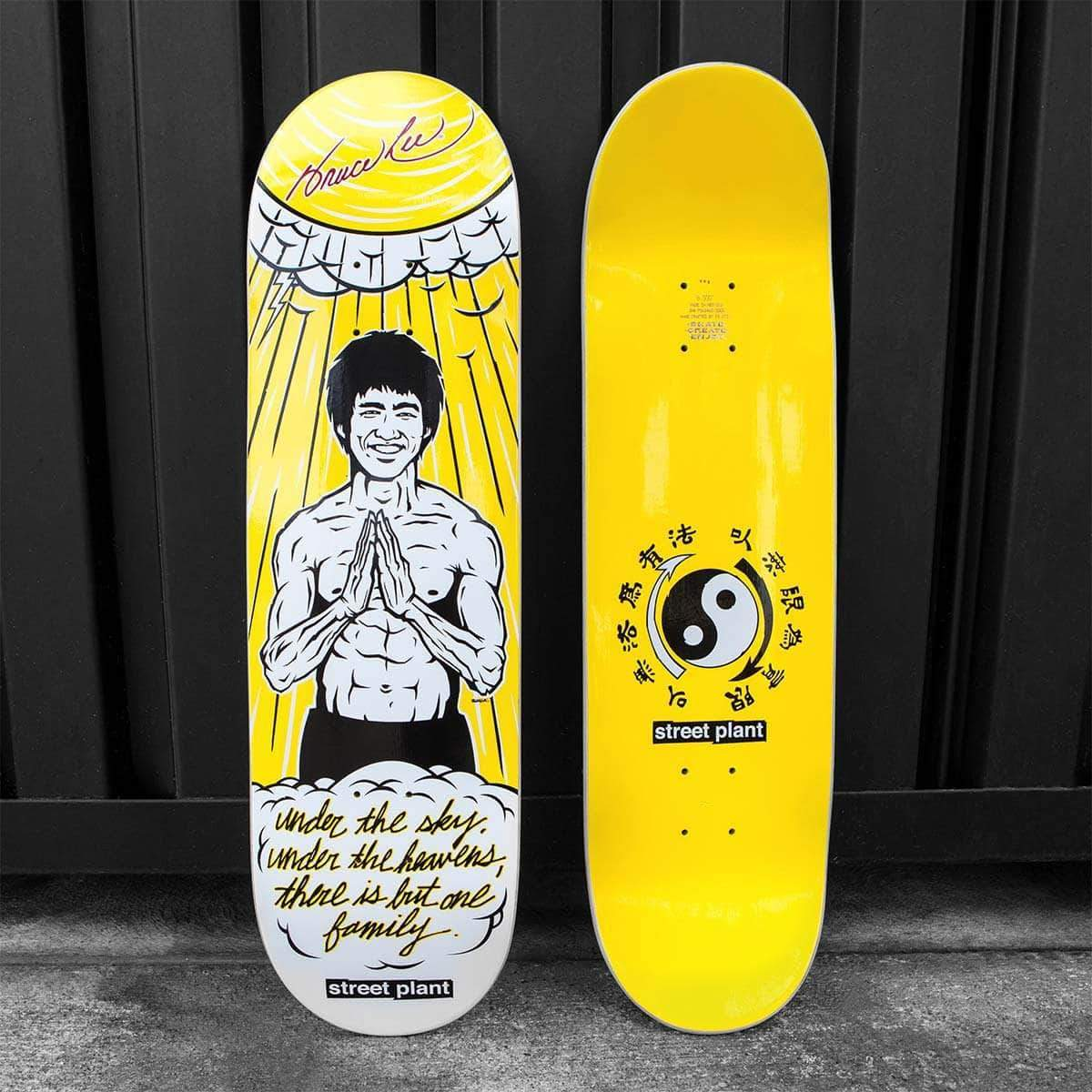 One Family Mike Vallely Skate Deck