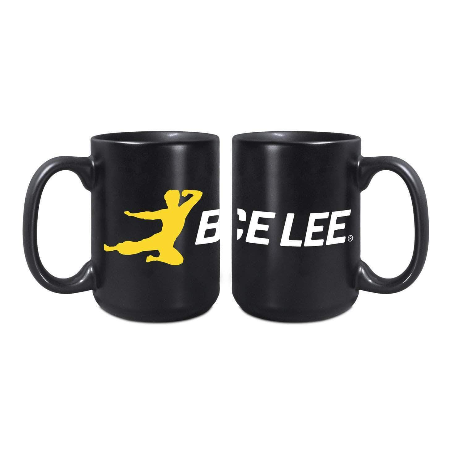 Flying Man Wrap 15oz. Mug