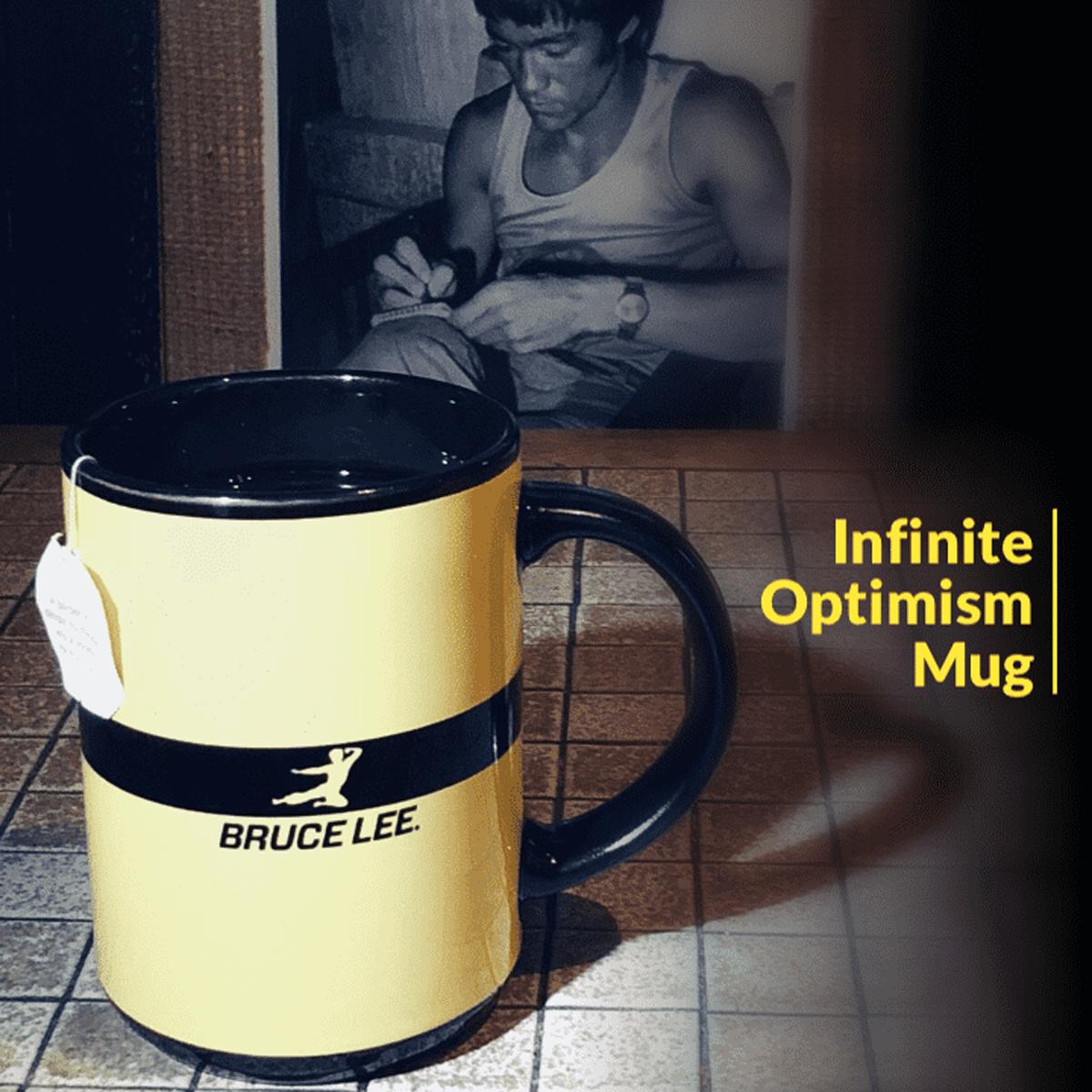 Infinite Optimism 15oz. Mug