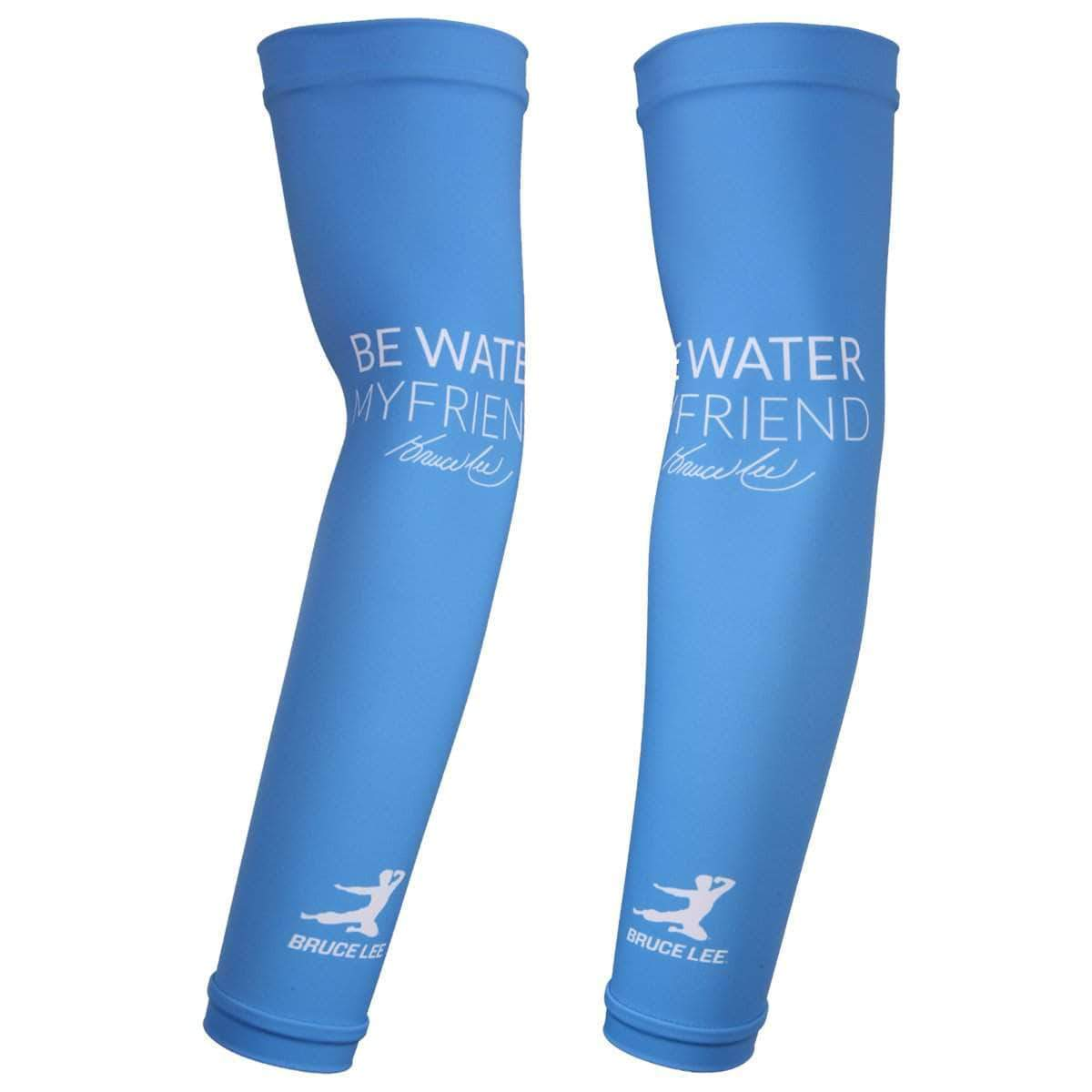 Be Water, My Friend Compression Sleeve