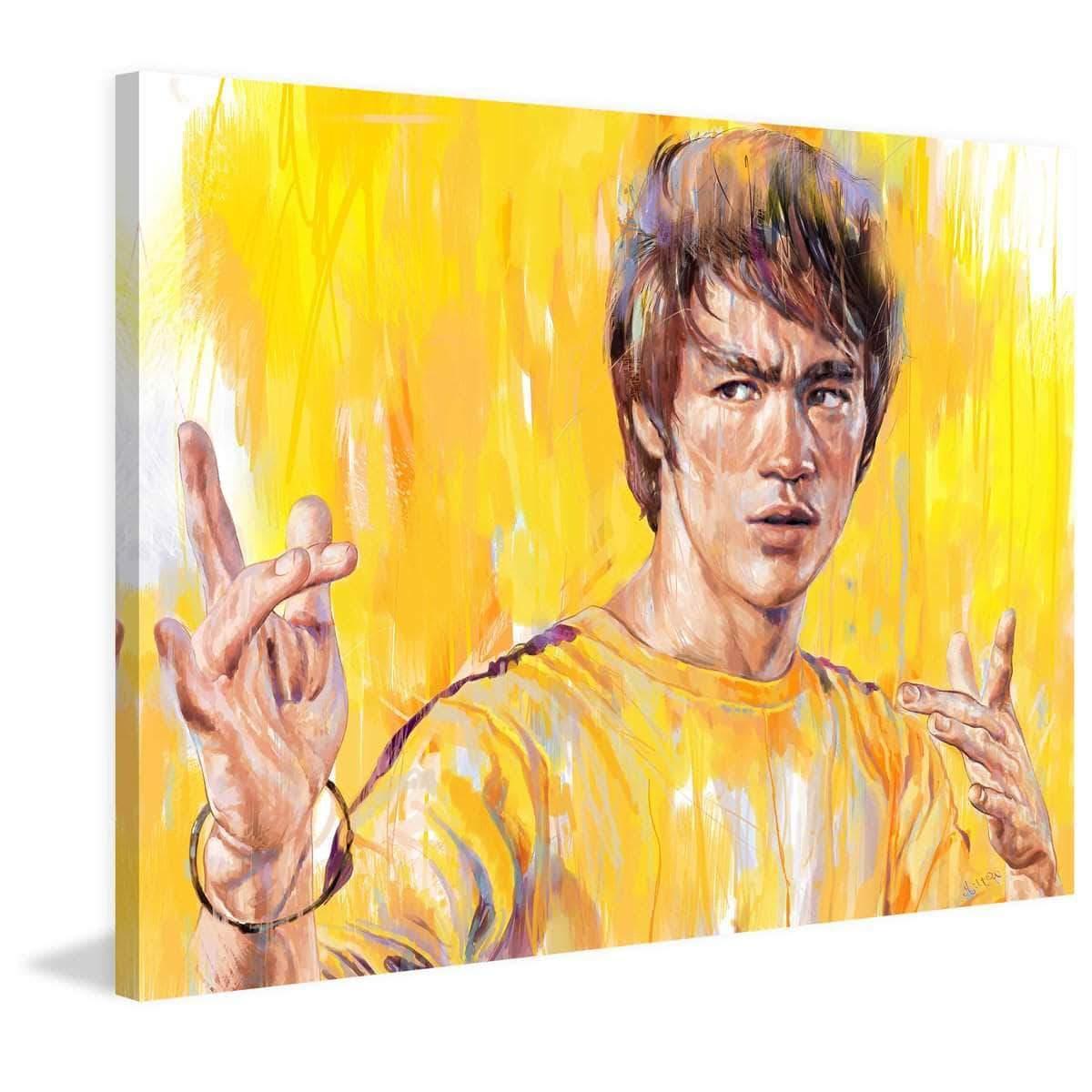 "ARTIST SERIES: ""Trick Jumpsuit"" Canvas Print"