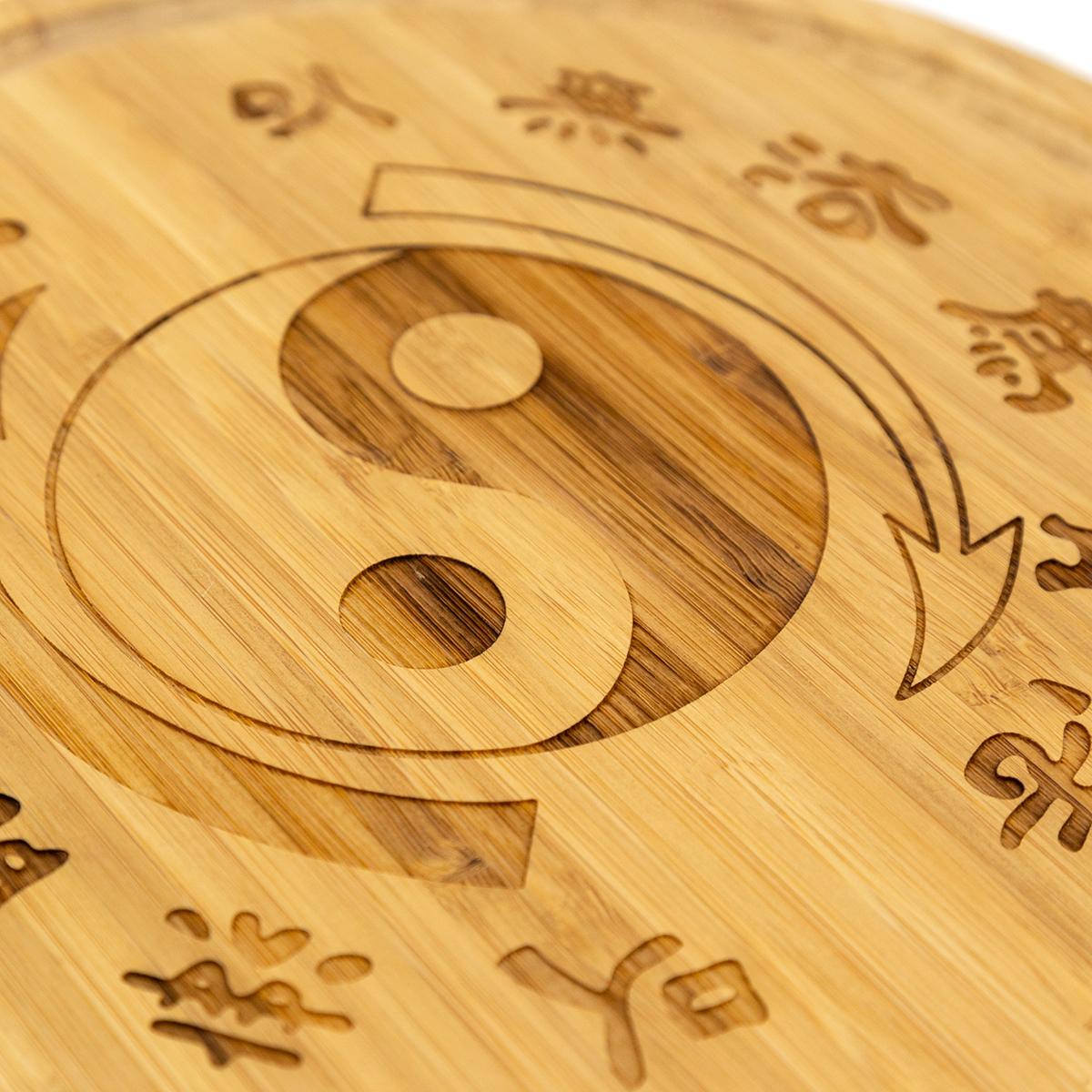 Core Symbol Bamboo Cutting Board