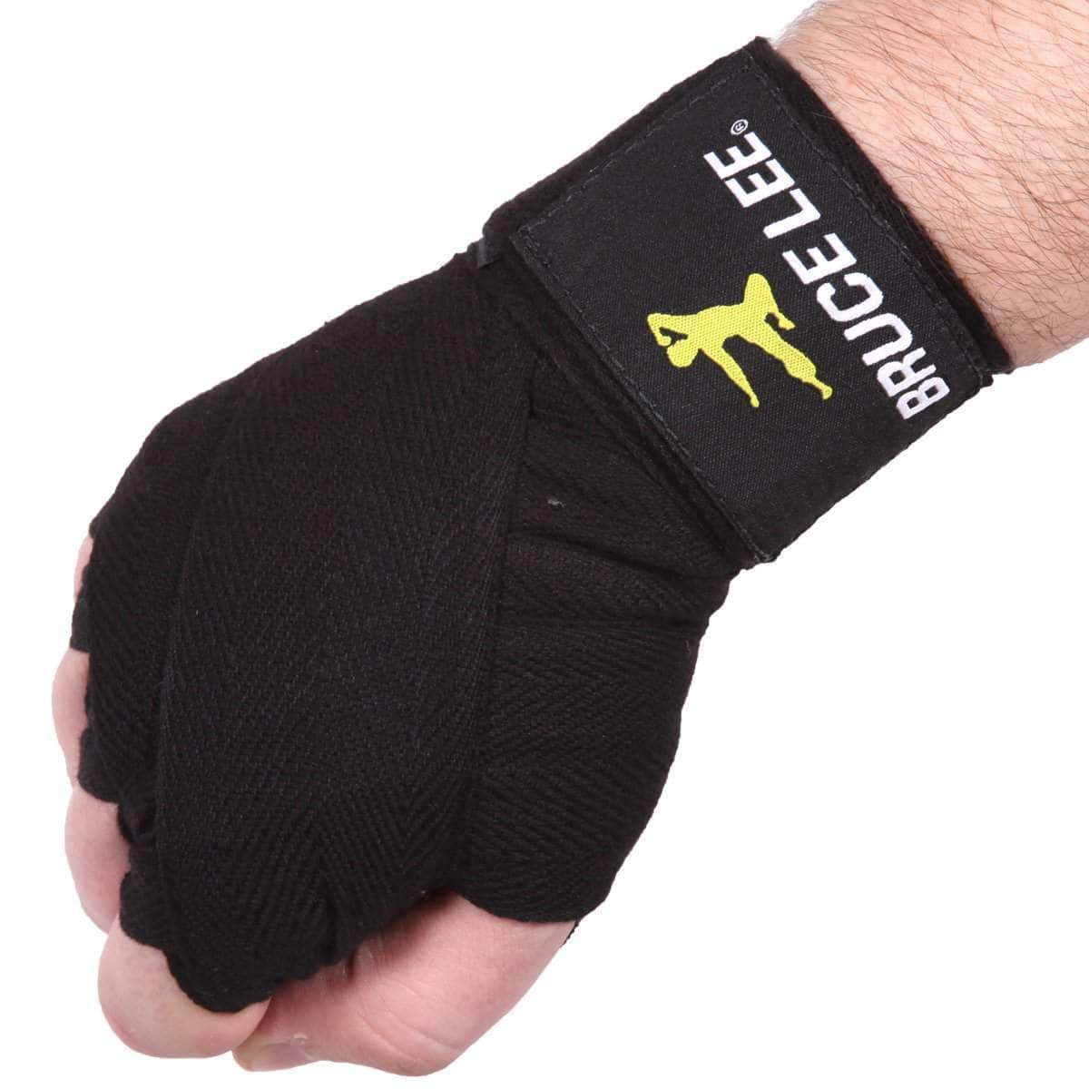 Flying Man Cotton Hand Wraps - 120""