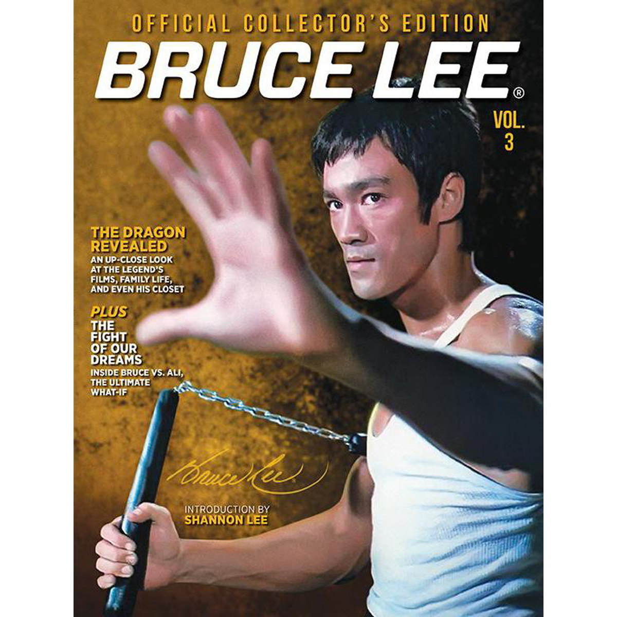 Bruce Lee Official Collector's Edition Vol. 3