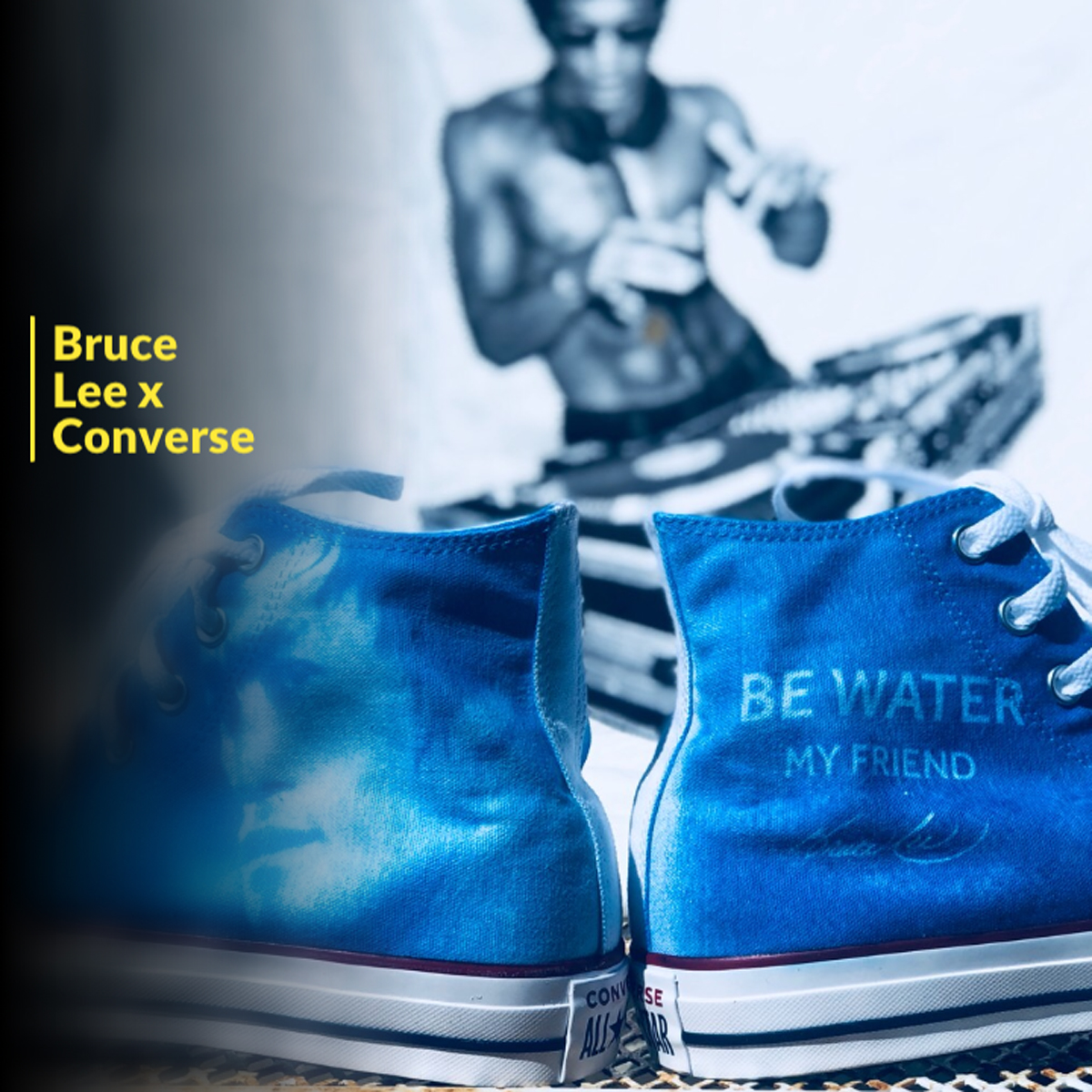 Be Water Converse All-Star High Top