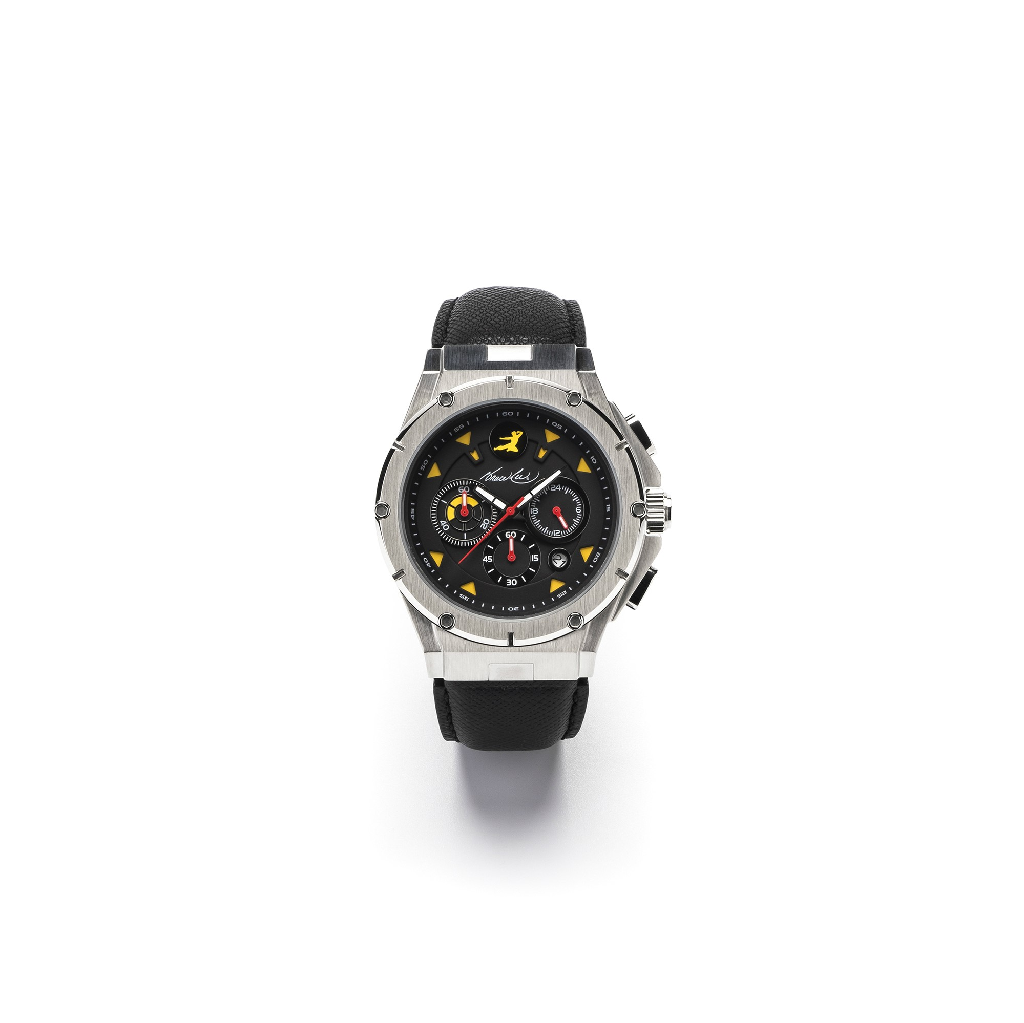 Flying Man Aviator Chronograph Watch