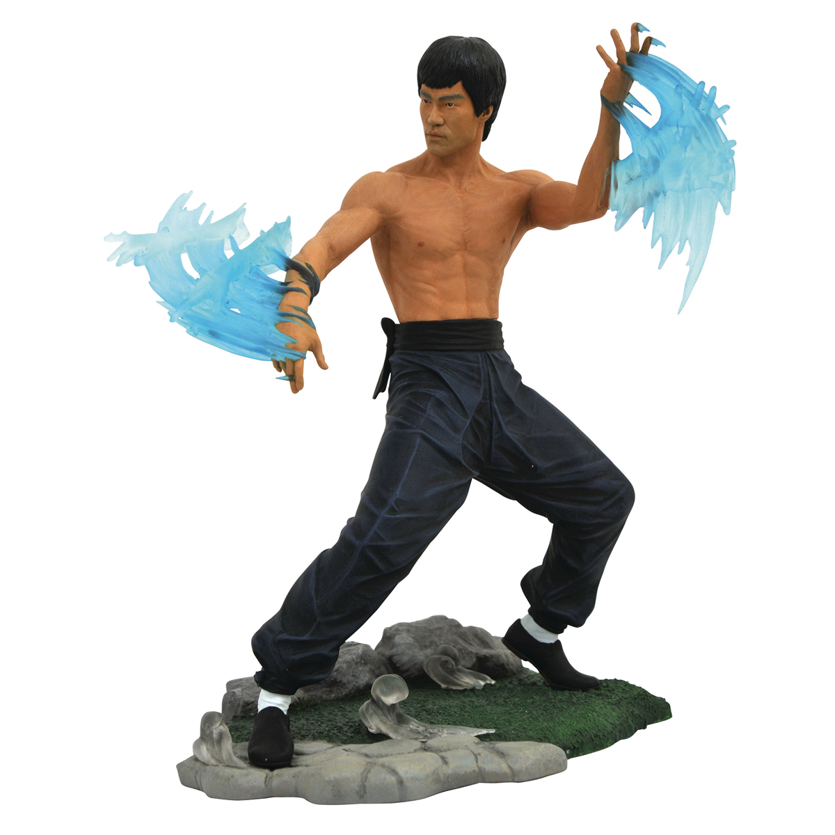 Bruce Lee Gallery Water PVC Figure