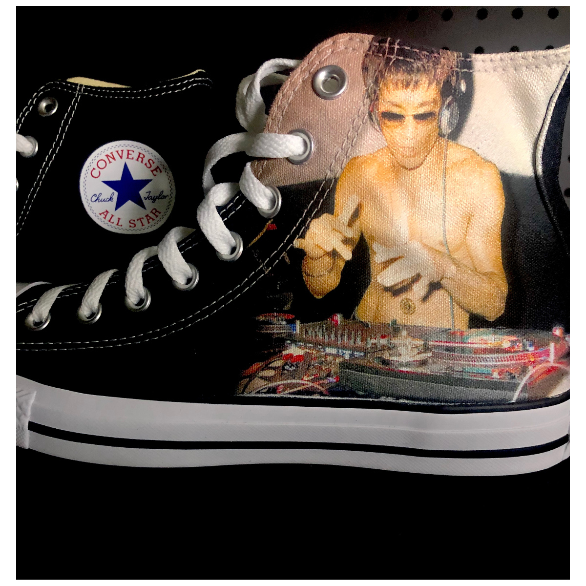 DJ Dragon Converse All-Star High Top