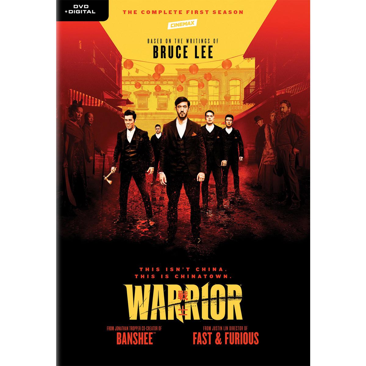 Warrior (Season 1) DVD