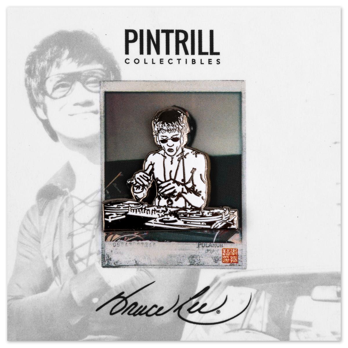 DJ Dragon Pin x PINTRILL