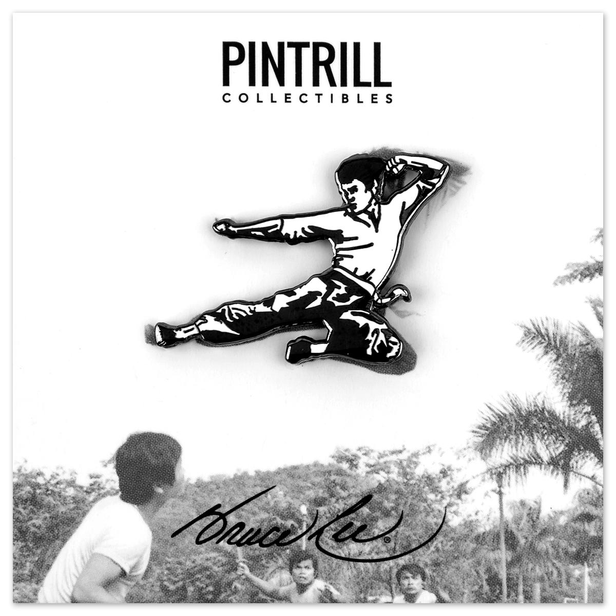 Flying Man Pin x PINTRILL