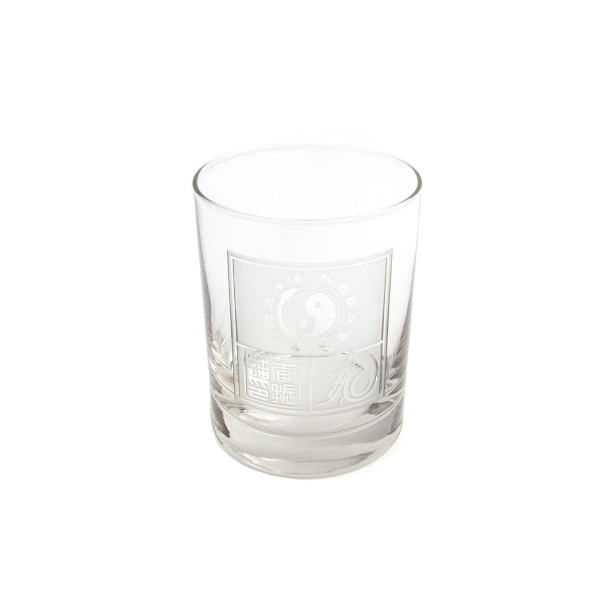Jun Fan Jeet Kune Do 13.5oz. Etched Glass