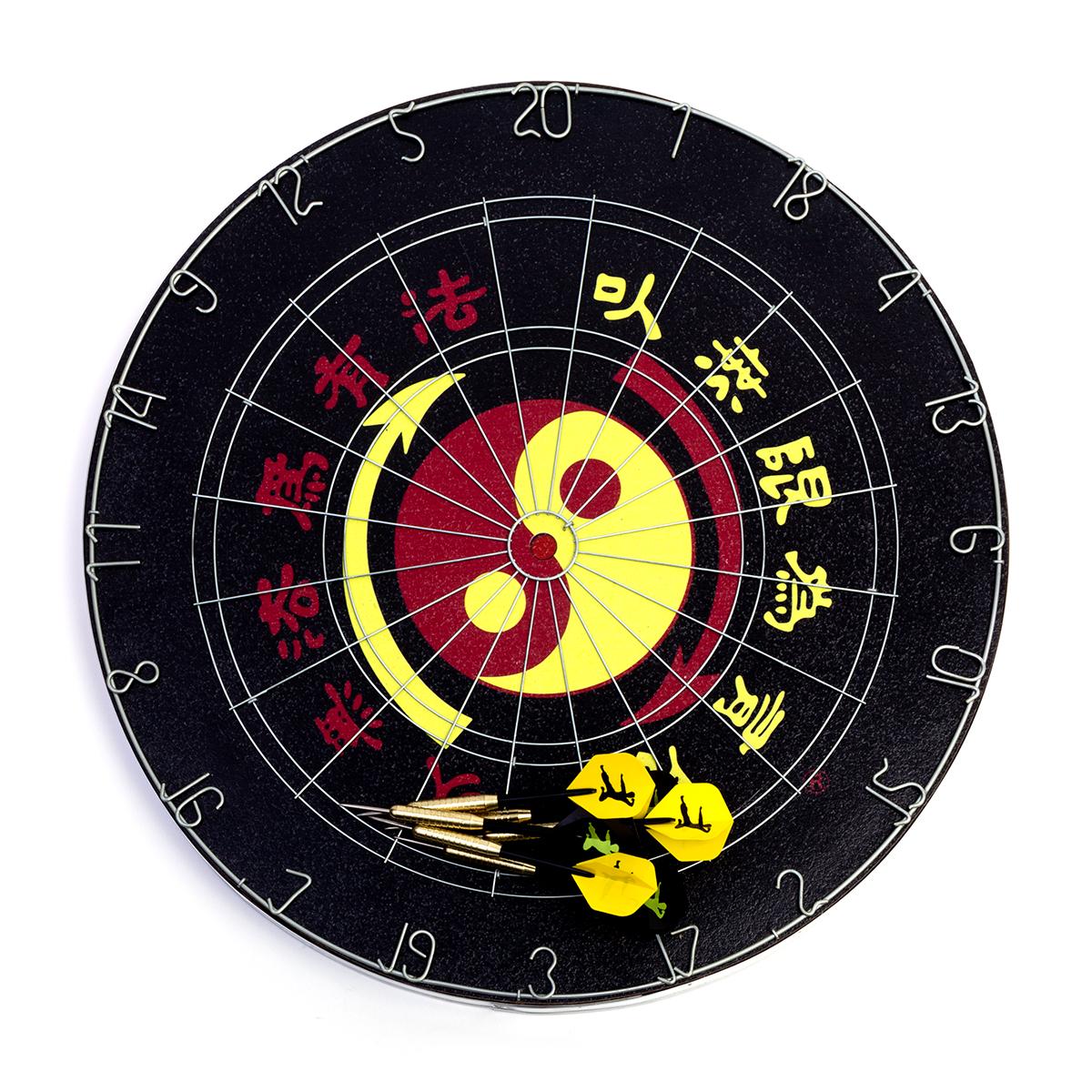Core Symbol Dartboard & Darts