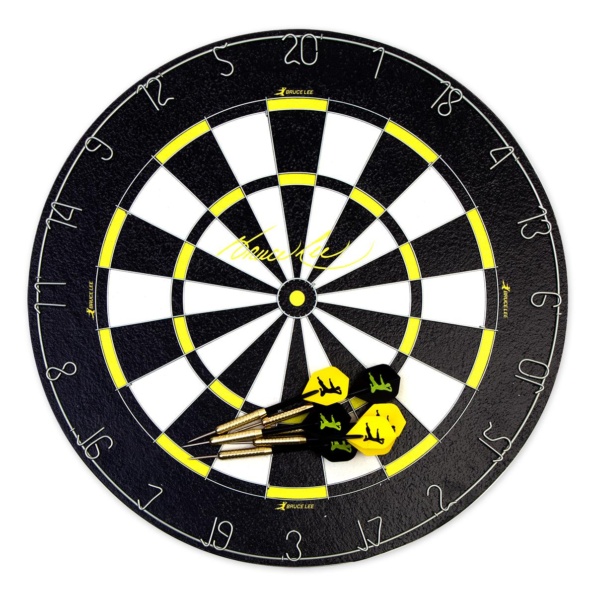 Infinite Optimism Dartboard & Darts