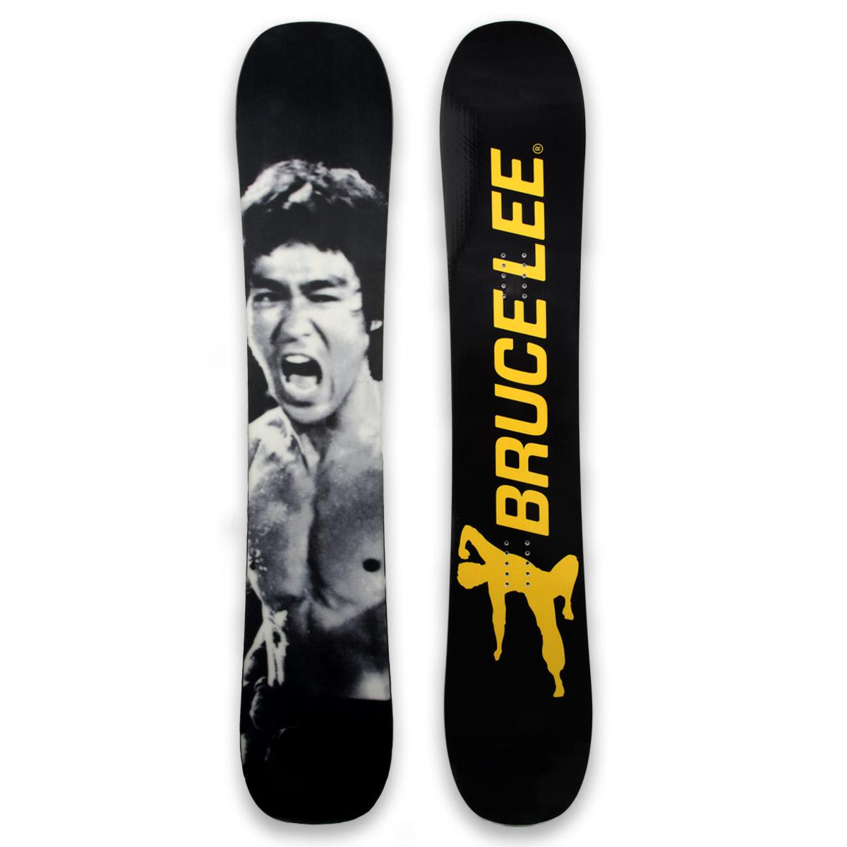 Warrior Snowboard