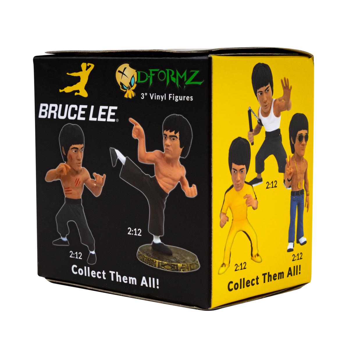 Bruce Lee Shirtless D-Formz Figure