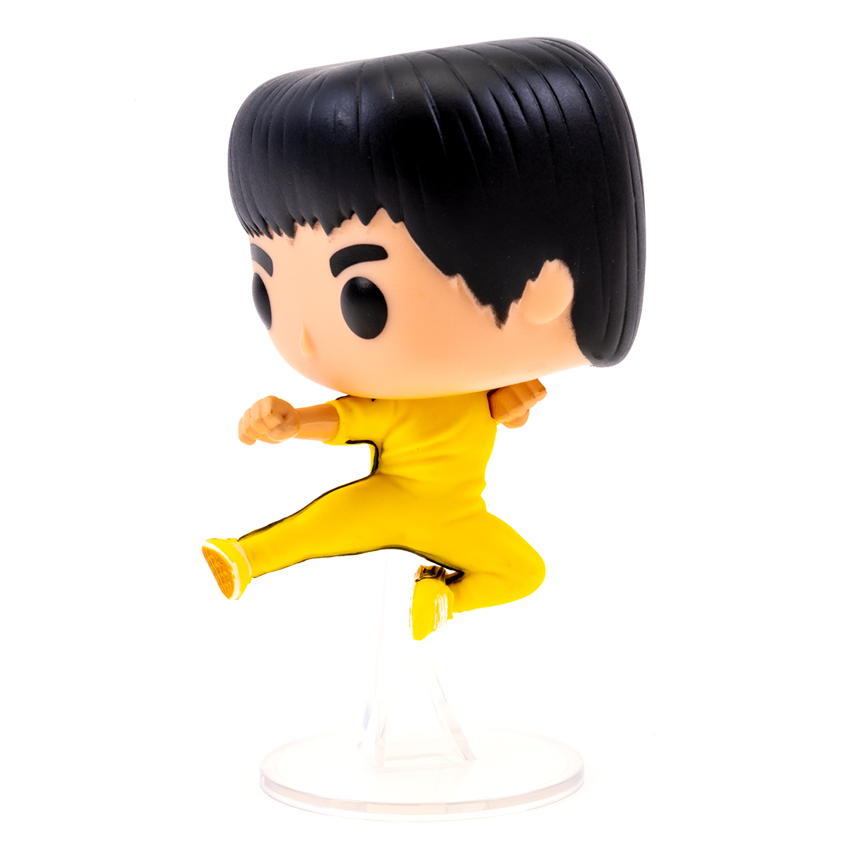 Bruce Lee Flying Kick Funko Pop Figurine