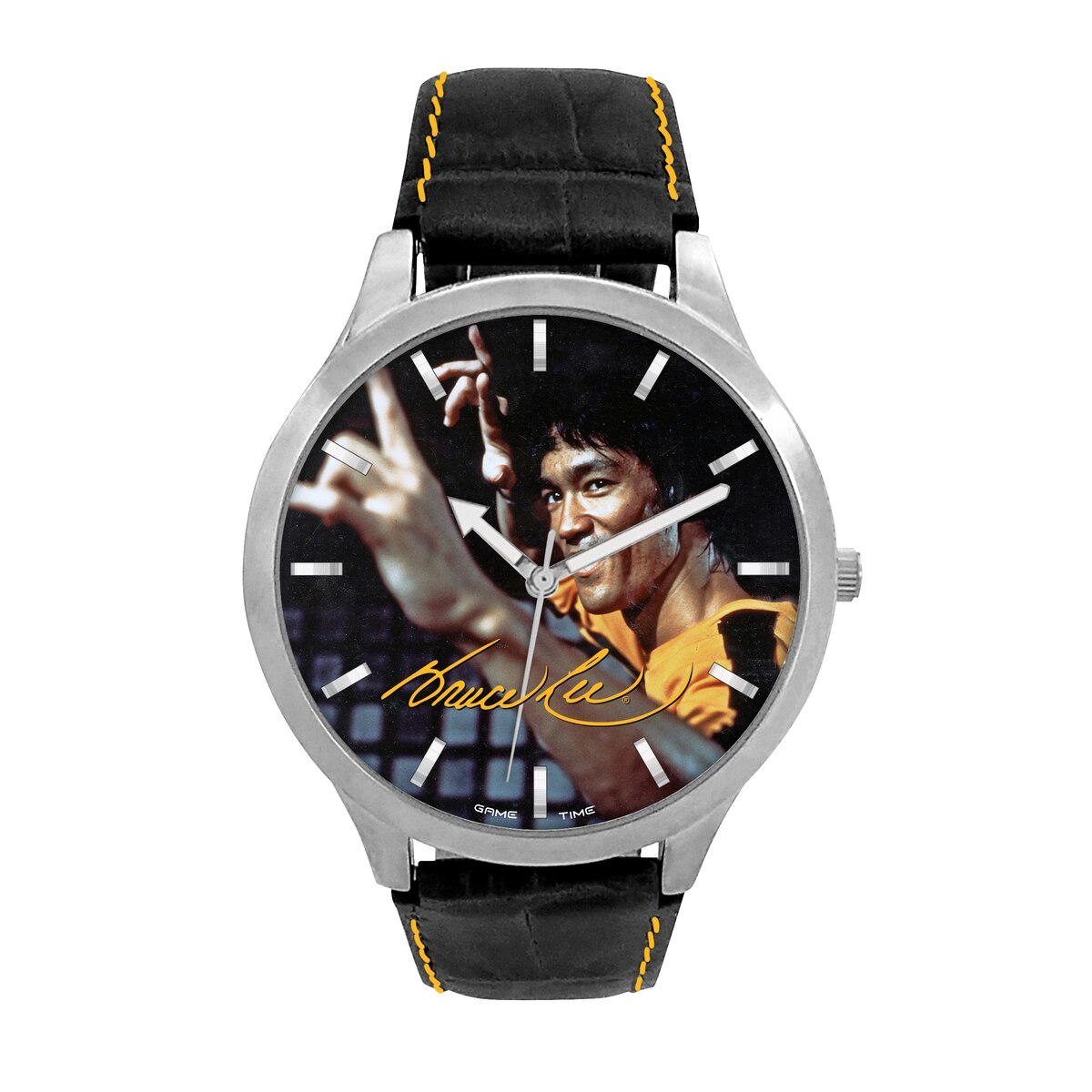 Bruce Fight Stance Pioneer Watch