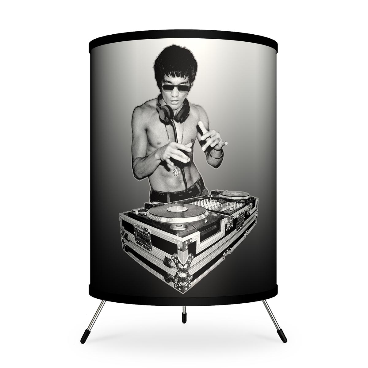 DJ Dragon Classic Tripod Lamp