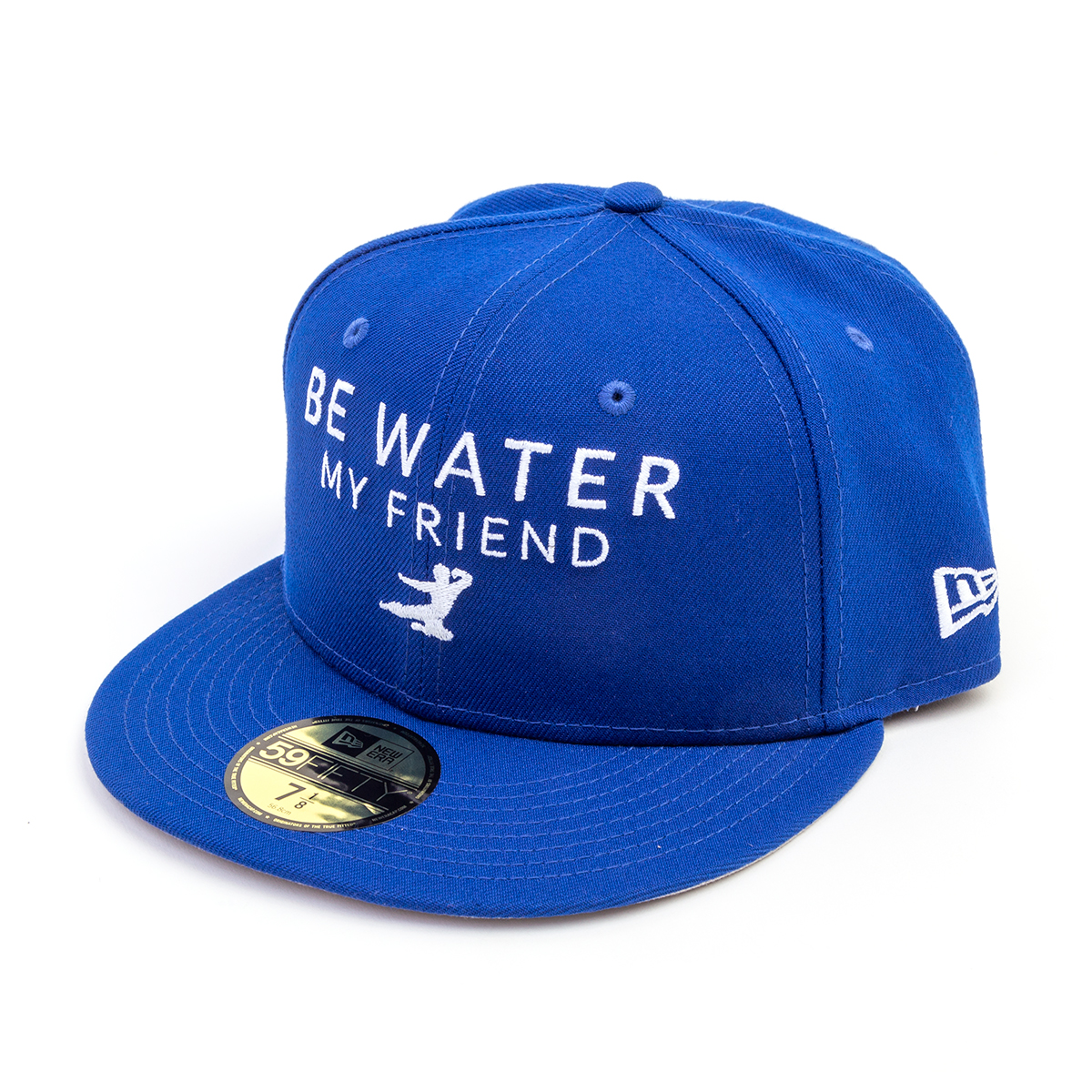 Be Water, My Friend New Era 59Fifty Hat