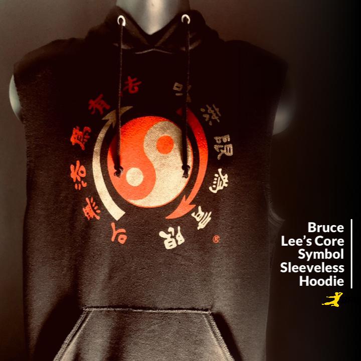 Core Symbol Sleeveless Trainer Hoodie