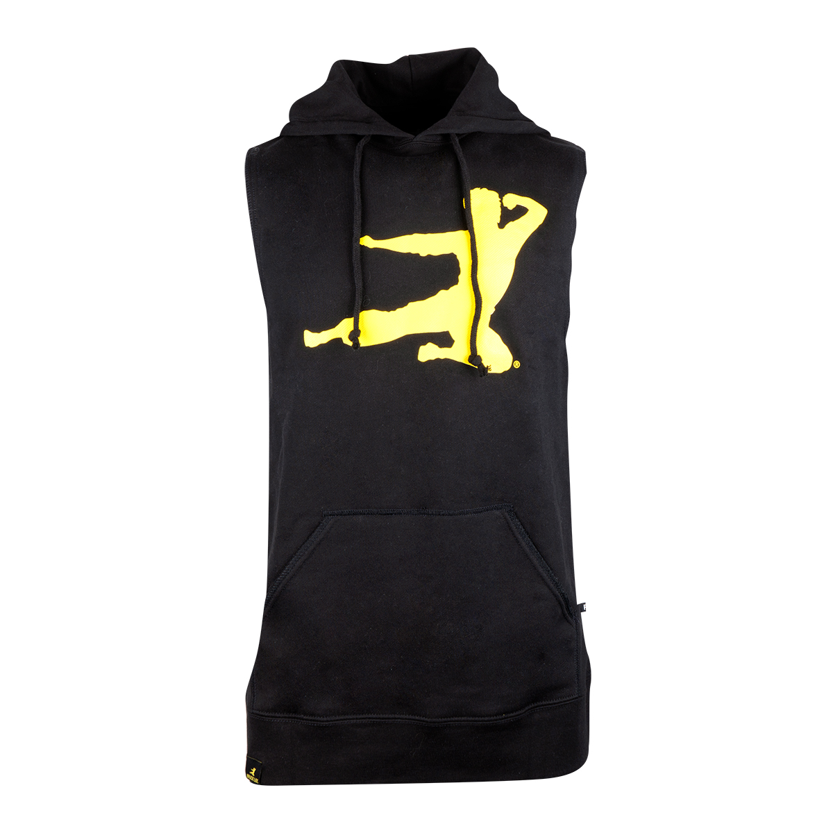 Flying Man Sleeveless Trainer Hoodie