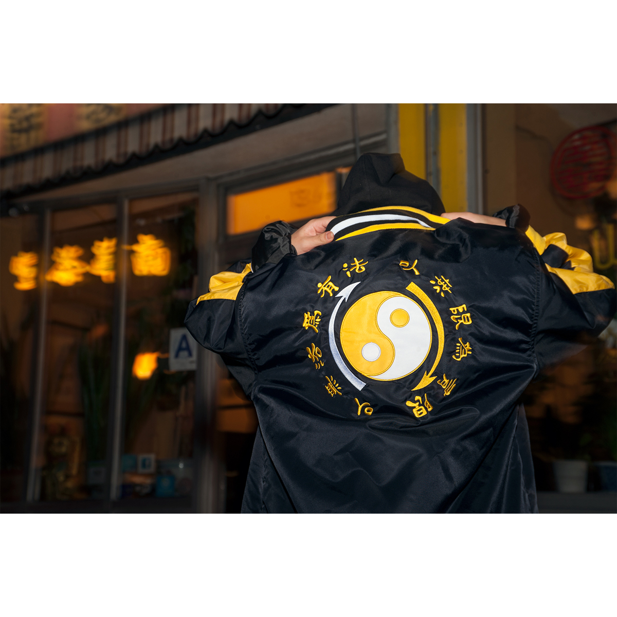 Core Symbol DGK Hooded Stadium Jacket
