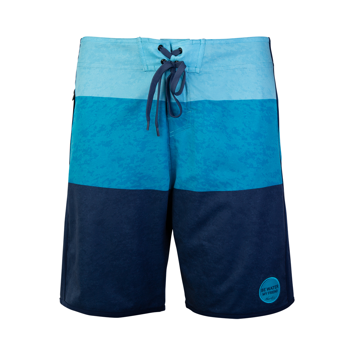Be Water, My Friend Board Shorts