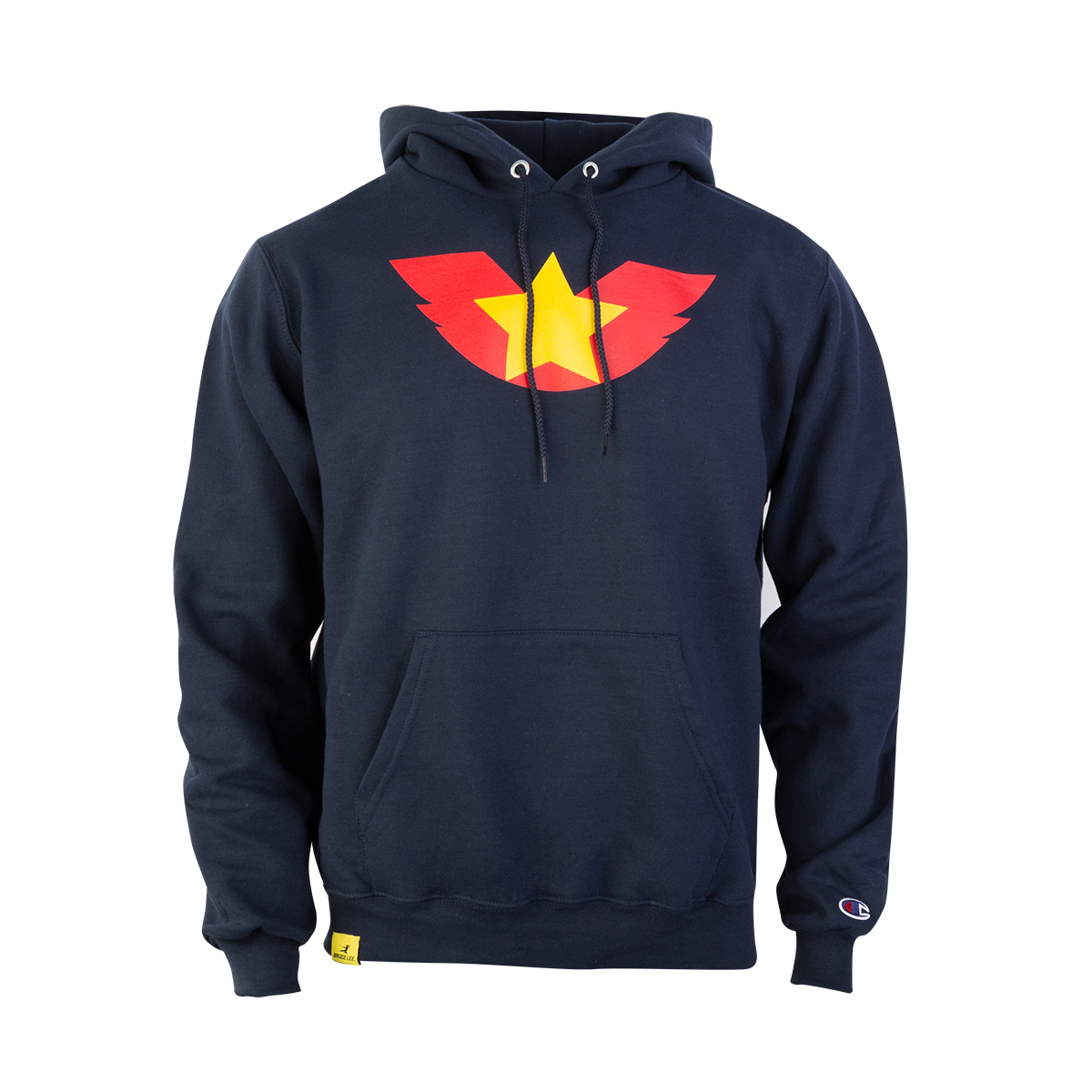 Wing Star Champion Pullover Hoodie