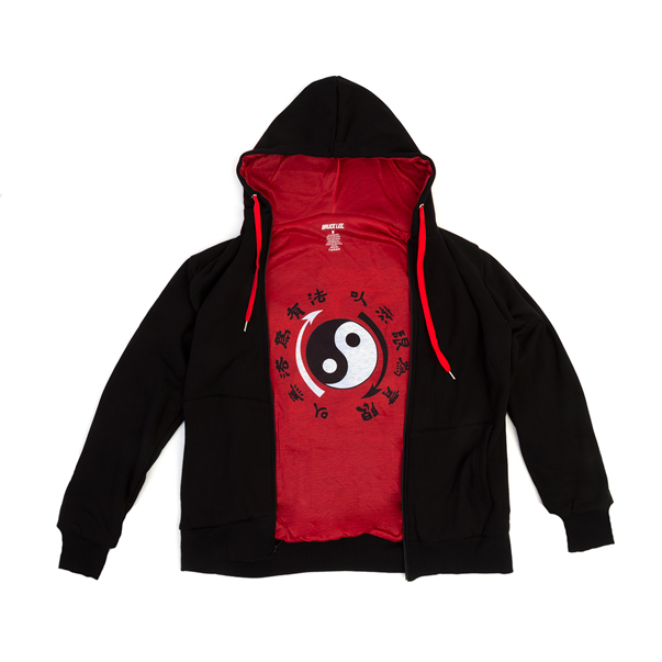 Core Symbol Lined Hoodie
