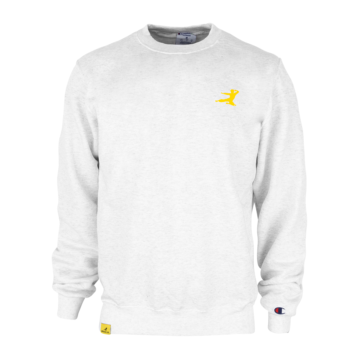 Flying Man SM Champion Crewneck Sweatshirt