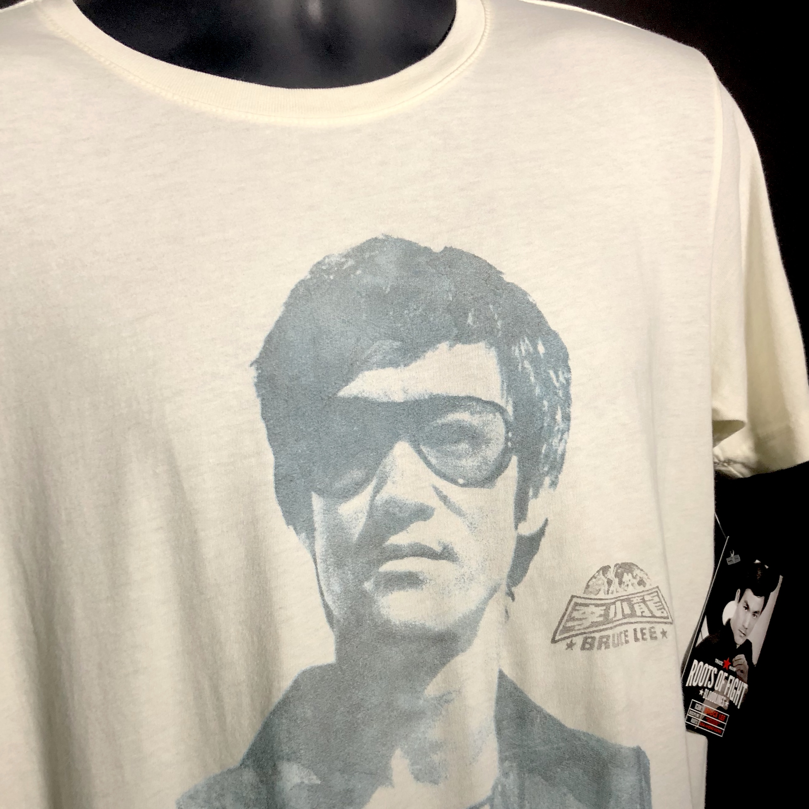 Bruce Lee Portrait T-shirt