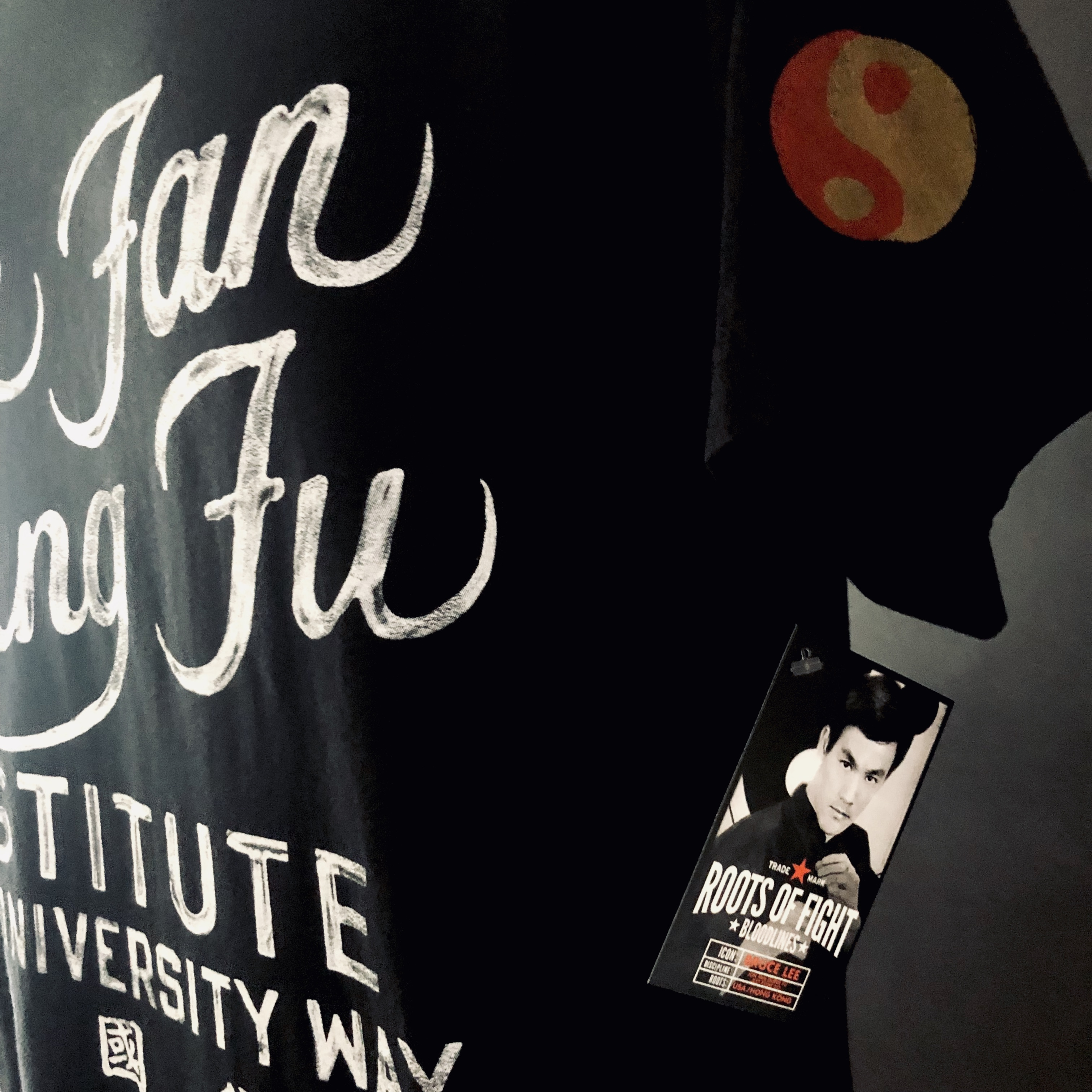 Bruce Lee JFGF Institute Seattle T-shirt