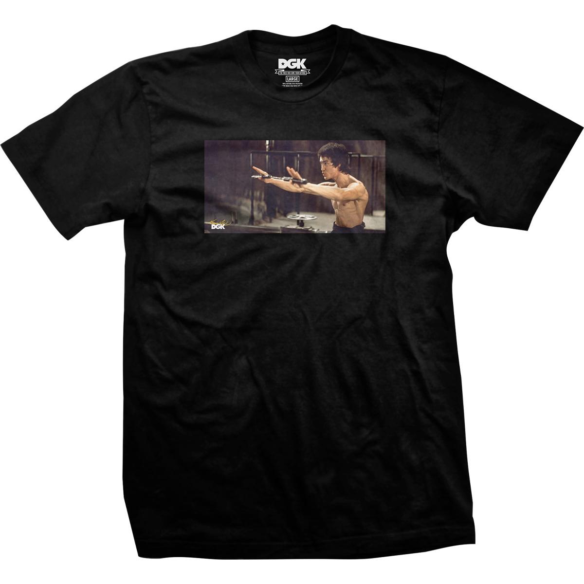 Nunchucks DGK T-shirt - Black