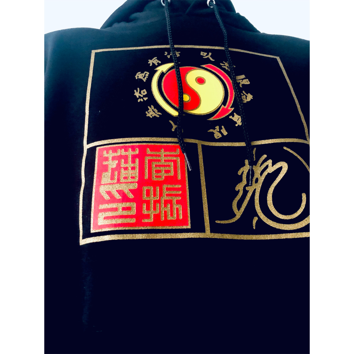 Jun Fan Jeet Kune Do Champion Pullover Hoodie