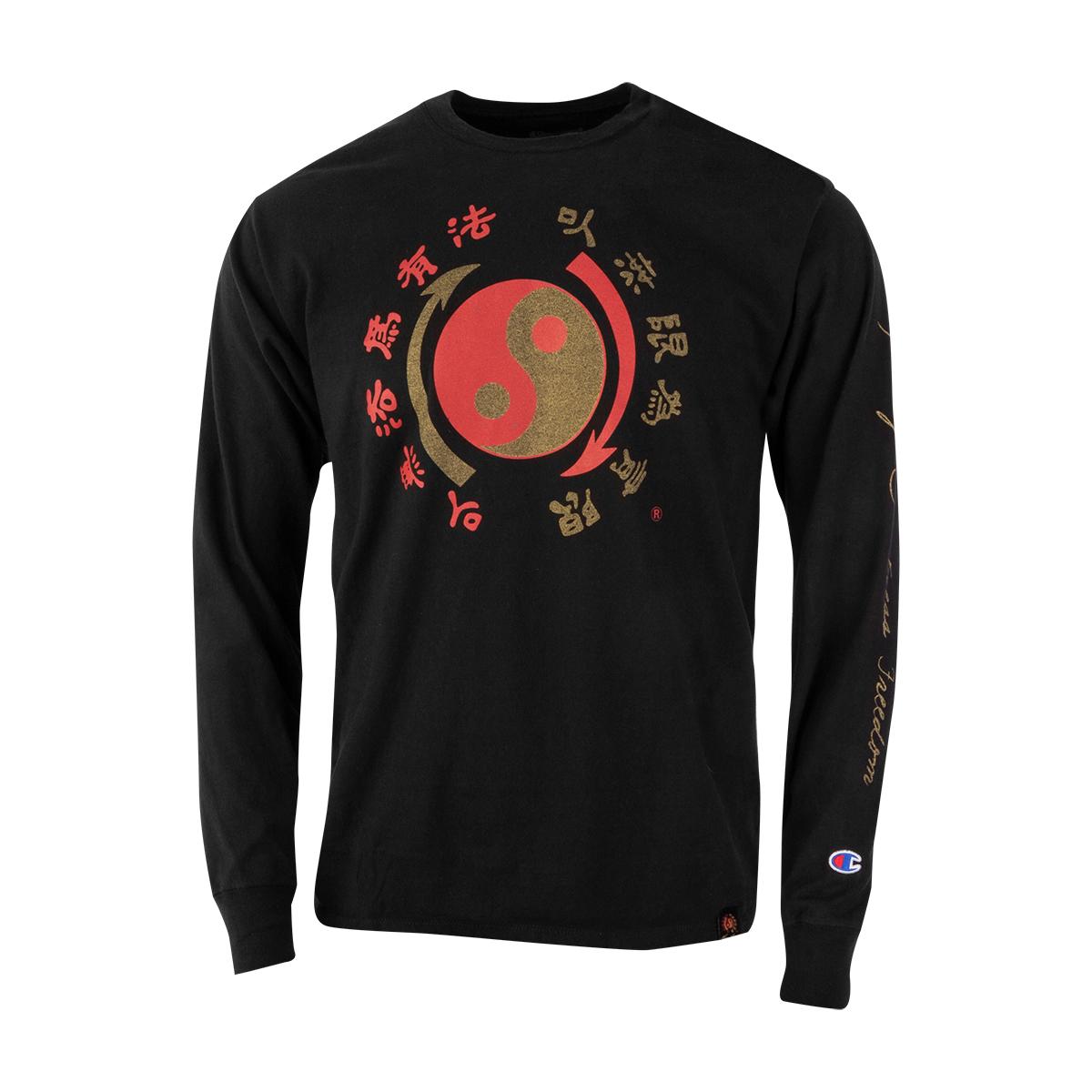 Core Symbol Champion LS T-shirt