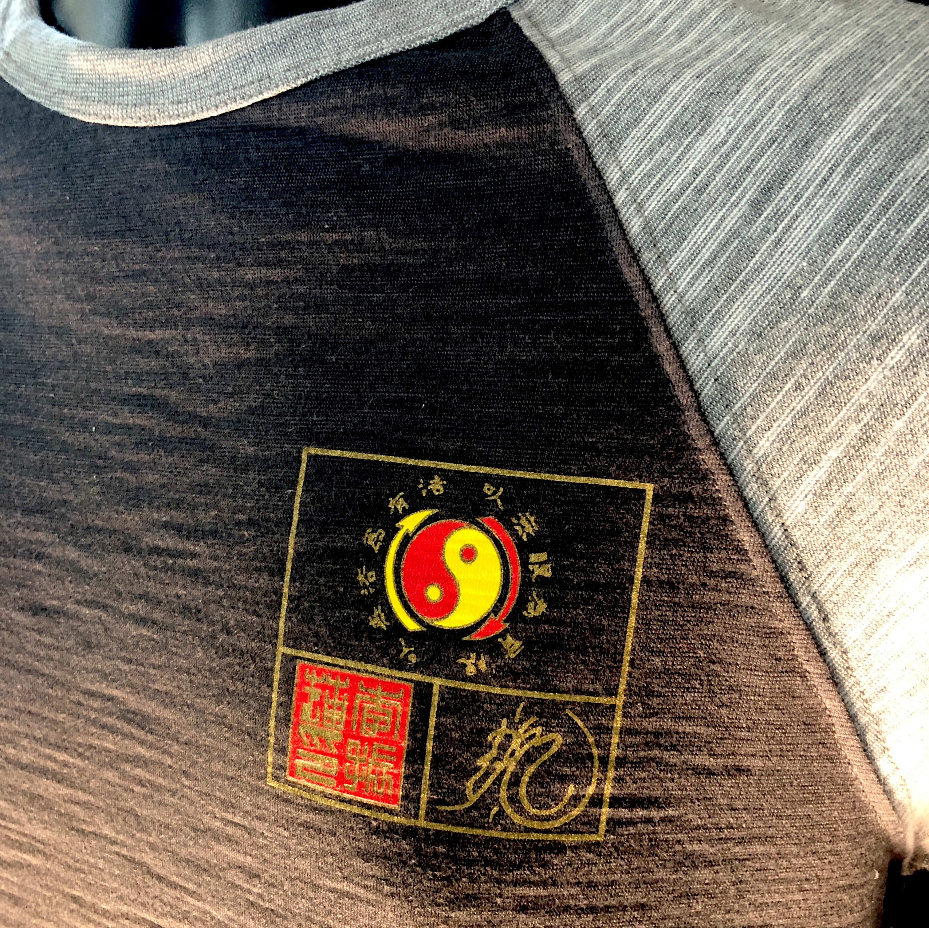 Jun Fan Jeet Kune Do Champion Raglan