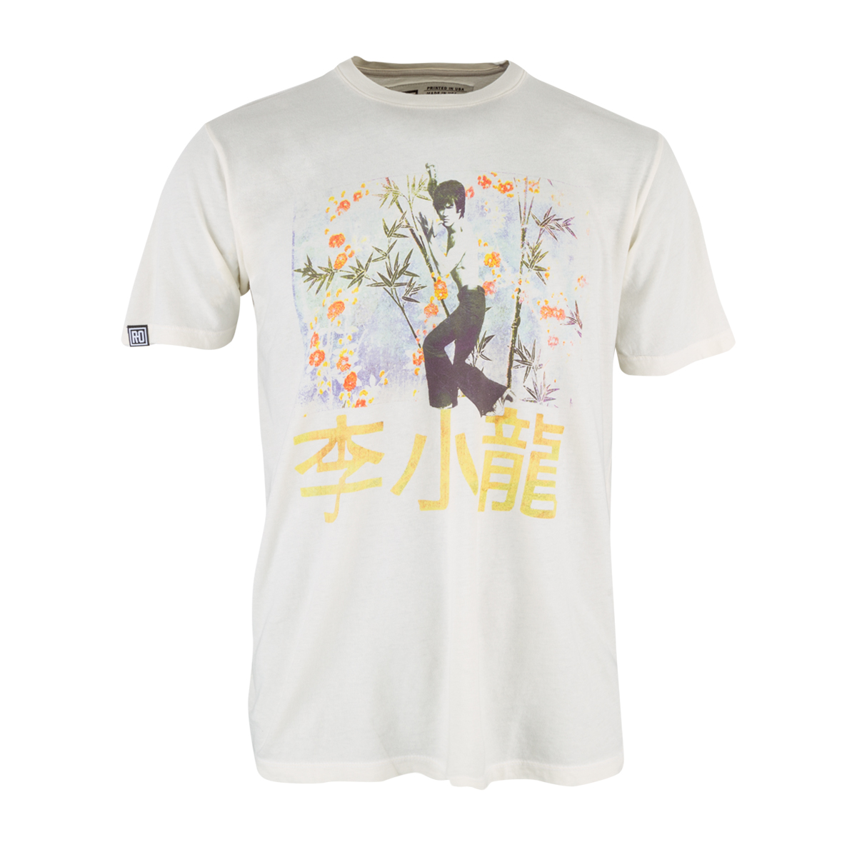 Bruce Lee Kung Fu Stance Tee