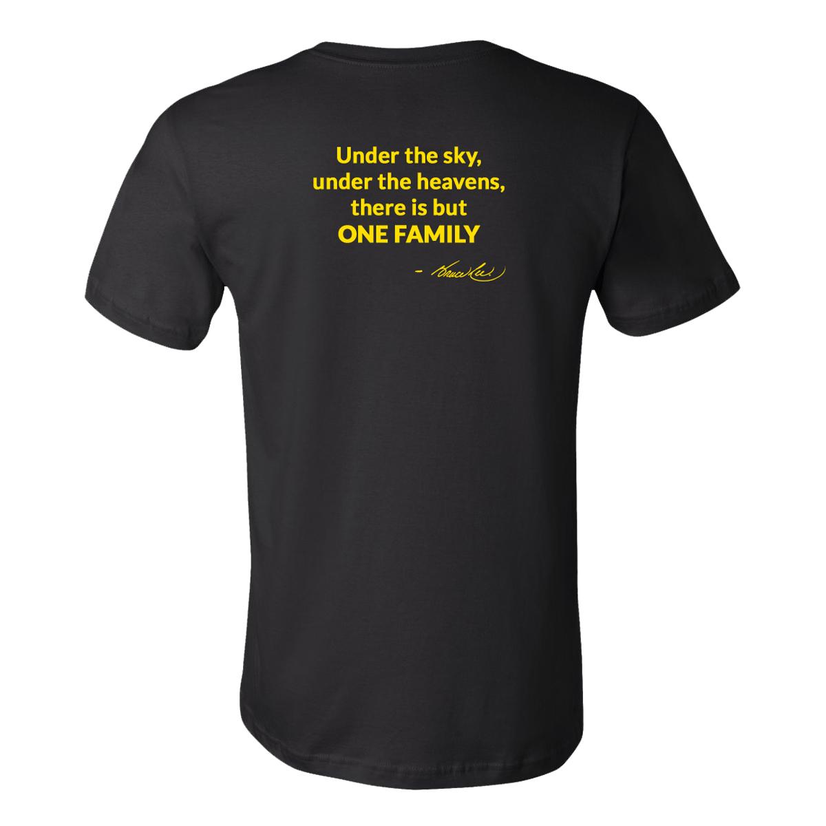 One Family Bruce Image T-shirt
