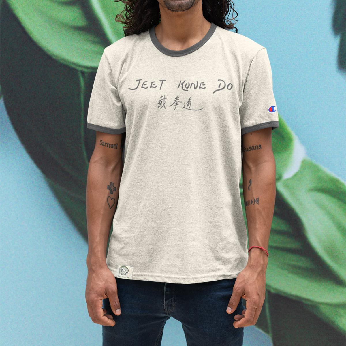 JKD Origins Champion Ringer T-shirt